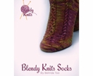 Blendy Knits Socks (book)