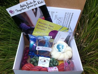 NZ Yarn Sampler!