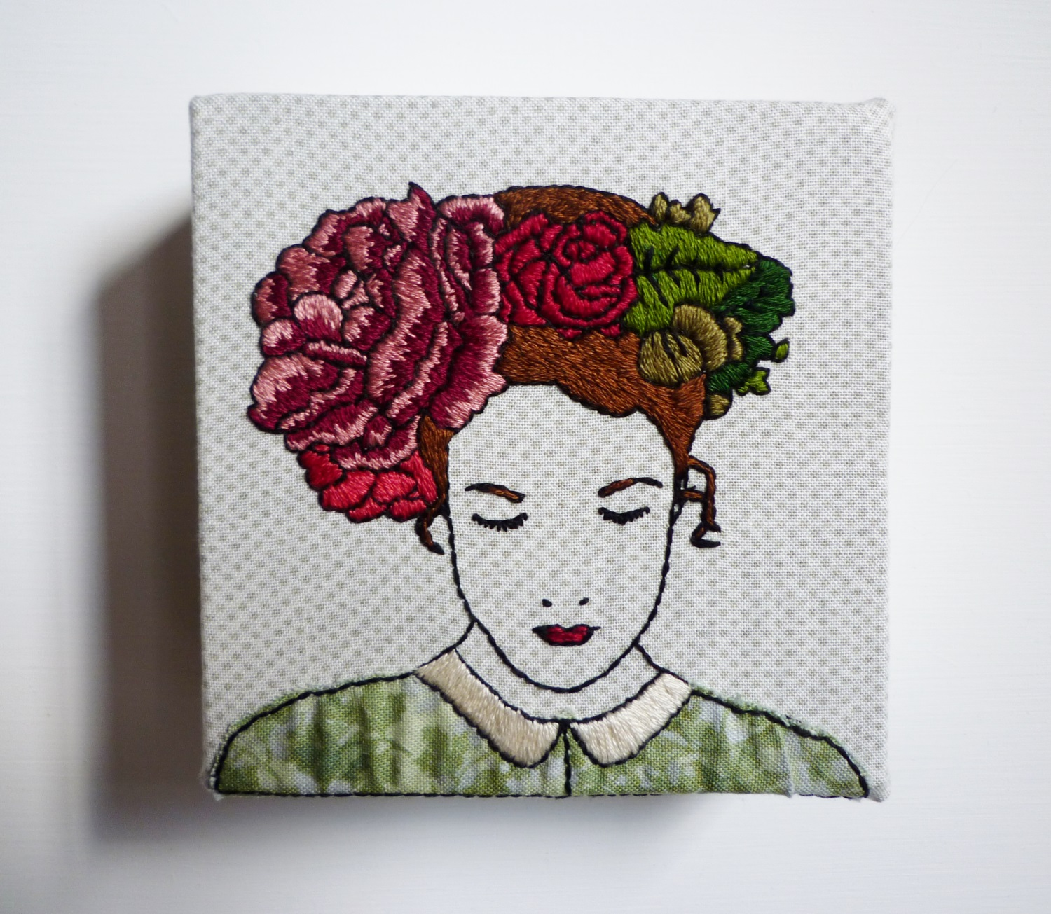 Modern embroidery felicity inch by cheese before