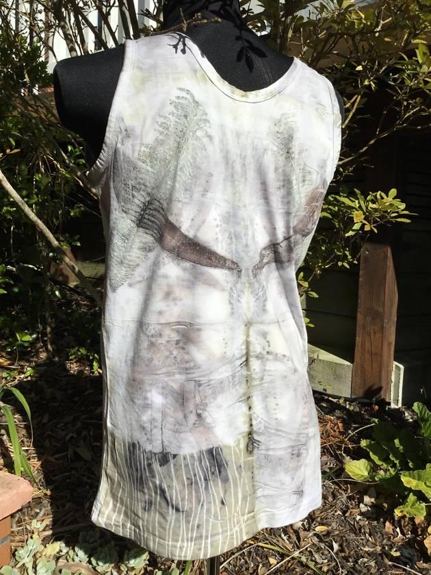 Eco warrior - men's vest t-shirt