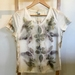 Size 10 eco angel cotton t-shirt