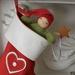 Gnome doll - Cotton Velour