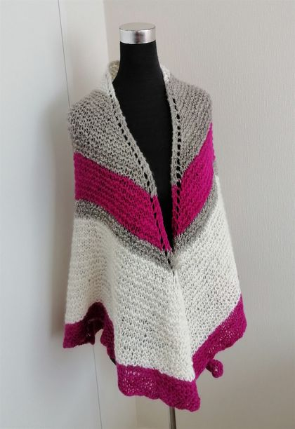 Large Triangle Shawl