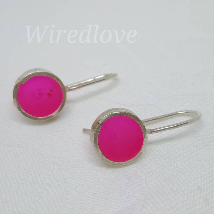 Colour Pop Neon Earrings