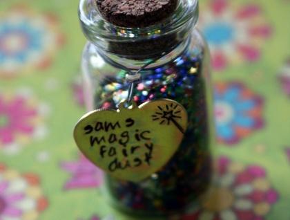 Magic Fairy Dust Jar