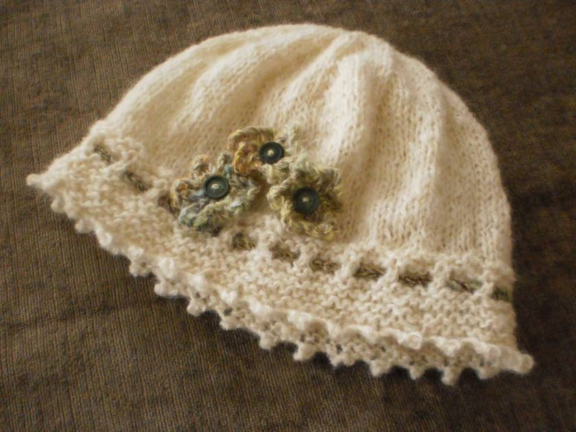 Adult's Handknitted Hat