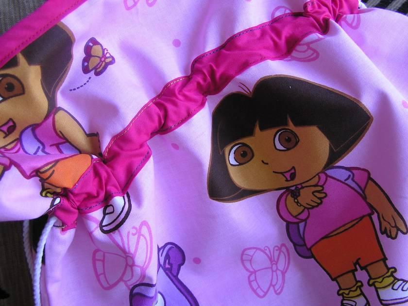 Castles Children's Coloring Crayon Wallet Toddler Travel Kit