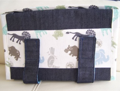 Nappy Pouch Diaper Bag - Baby Shower Gift