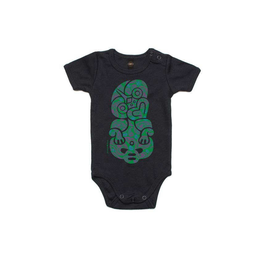 Celebrate with Paisley Black Bodysuit