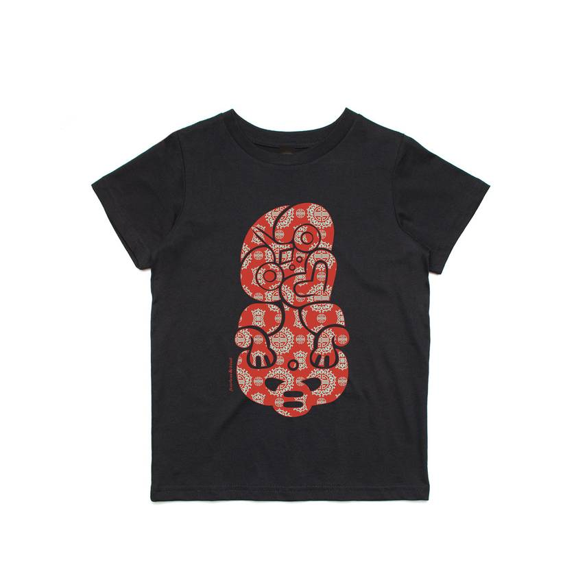 Celebrate with Luck Black T Shirt