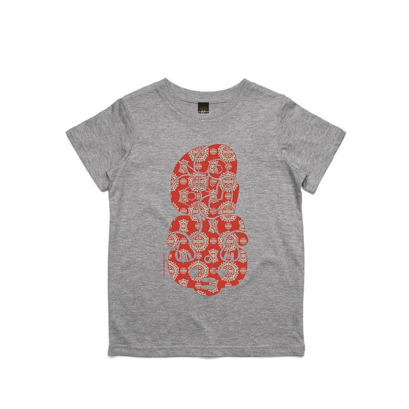 Celebrate with Luck Grey T Shirt