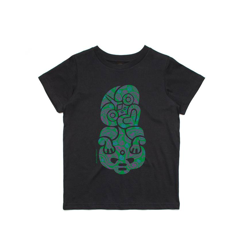 Celebrate with Paisley Black T Shirt