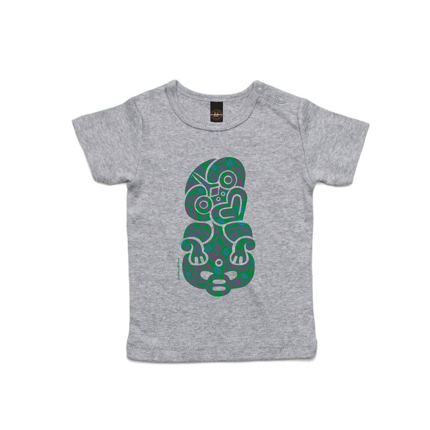 Celebrate with Paisley Grey T Shirt