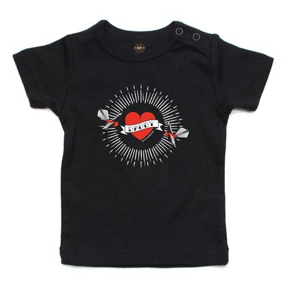 Inked Up Daddy Black T Shirt
