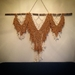 "Large macrame wall hanging ""SUNSHINE"""