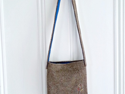 Kid's Foraging Bag - Feather