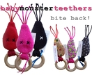 Baby Monster Teethers