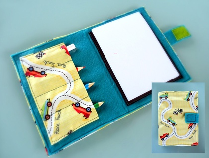 Scribble Book with Chalk Mat
