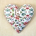 Designer Heart Wall Art Decoupage