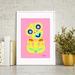 'Chiki Tiki' Framed Print-  Ready to Hang