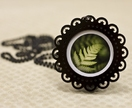 Fern necklace – victorian