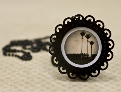 Nikau necklace – victorian