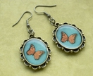 Iconic butterfly earrings