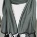 Merino wool scarf