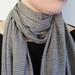 Merino wool scarf/shawl
