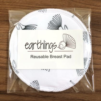 Reusable Breast Pad - Pohutukawa
