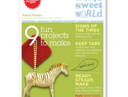 world sweet world, issue #1