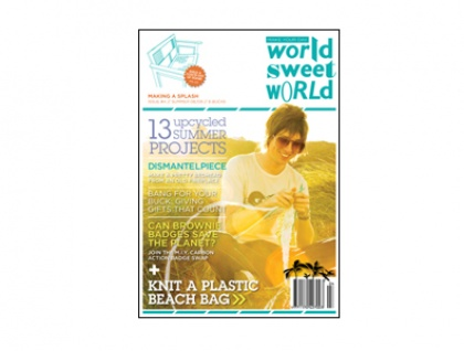 World Sweet World issue #4