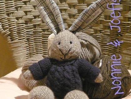 Bunny Boy - Harold (Harry) | Felt