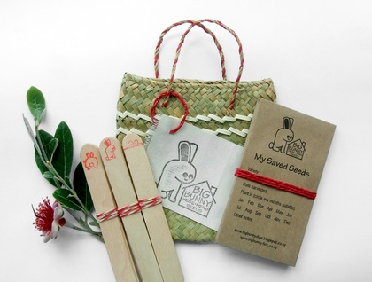 Big Bunny's Nifty Gifty Seed Saver Pack