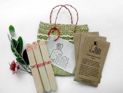 Big Bunny's Christmas Seed Pack