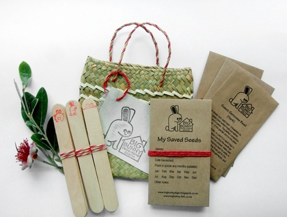 Big Bunny's Super Nifty Gifty Gardener's Pack
