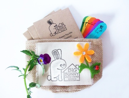 Big Bunny's Little Gardeners' Starter Kit