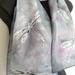 DRAGONFLIES Silver, Handpainted SILK SCARF New Zealand,NZ HANDMADE GIFT.