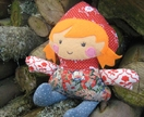 Woodland Hooded Doll