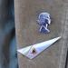 Queen Elizabeth Lapel / Hat Pin
