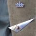 Crown Lapel / Hat Pin / Brooch