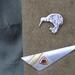 Kiwi Lapel / Hat Pin / Brooch