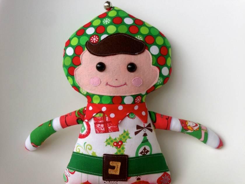 CHRISTMAS ENCHANTED ELF