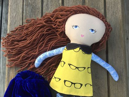 ZEALOUS DESIGN HEIRLOOM DOLL - Whimsical Wendy