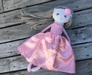 ZEALOUS DESIGN HEIRLOOM DOLL - Princess Violet