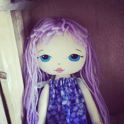 ***SALE *** ZEALOUS DESIGN DRESS UP DOLL - Little Sister Doll