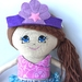 ZEALOUS DESIGN DRESS UP MERMAID DOLL
