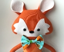 ZEALOUS DESIGN DRESS UP FOX - Foxy Boy