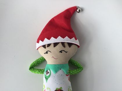 ZEALOUS DESIGN CHRISTMAS ELF ON THE SHELF - Jingle Jangle