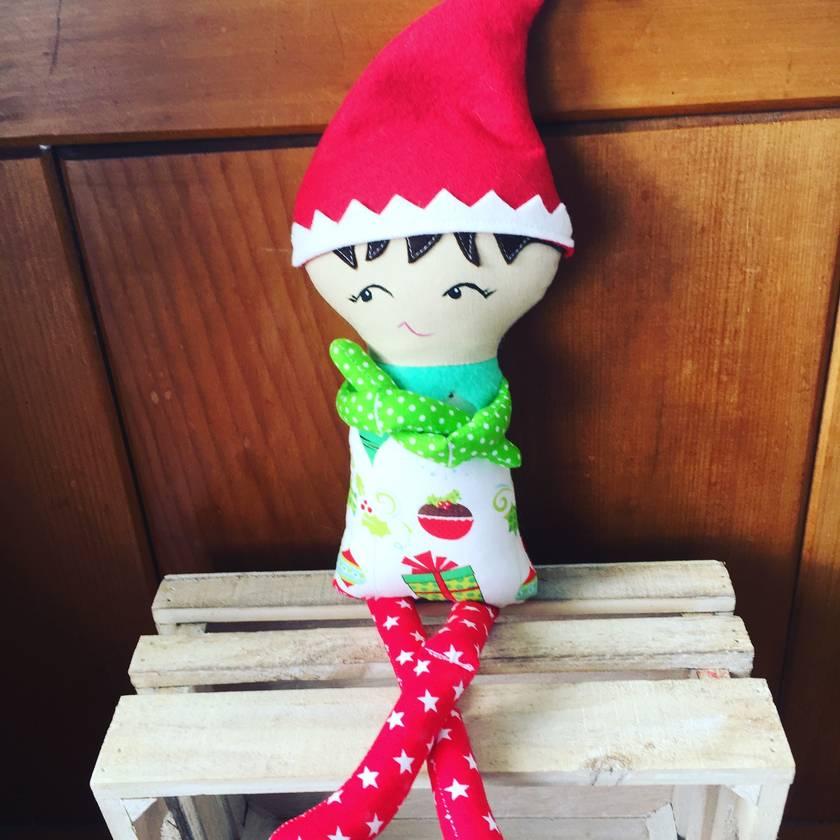 ZEALOUS DESIGN CHRISTMAS ELF ON THE SHELF - Jingle Jangle